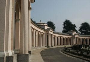 Colonnato Cimitero Monumentale